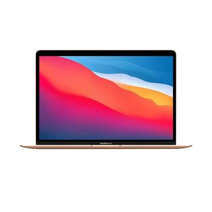 Apple MacBook Air M1 Chip With 8 Core CPU and 8 Core GPU Mac OS Laptop