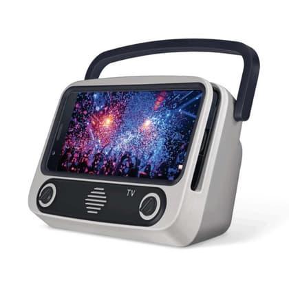Fingers My-Own-TV Bluetooth Speaker