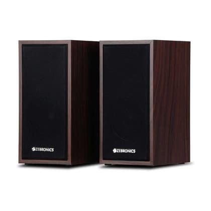 Zebronics Zeb-S999 2.0 Multimedia Speaker