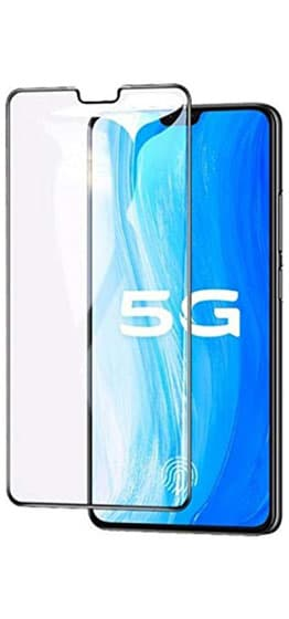 6D Tempered Glass Screen Protector For Vivo V20 Pro