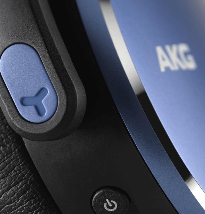 AKG Headphone Y500 connection