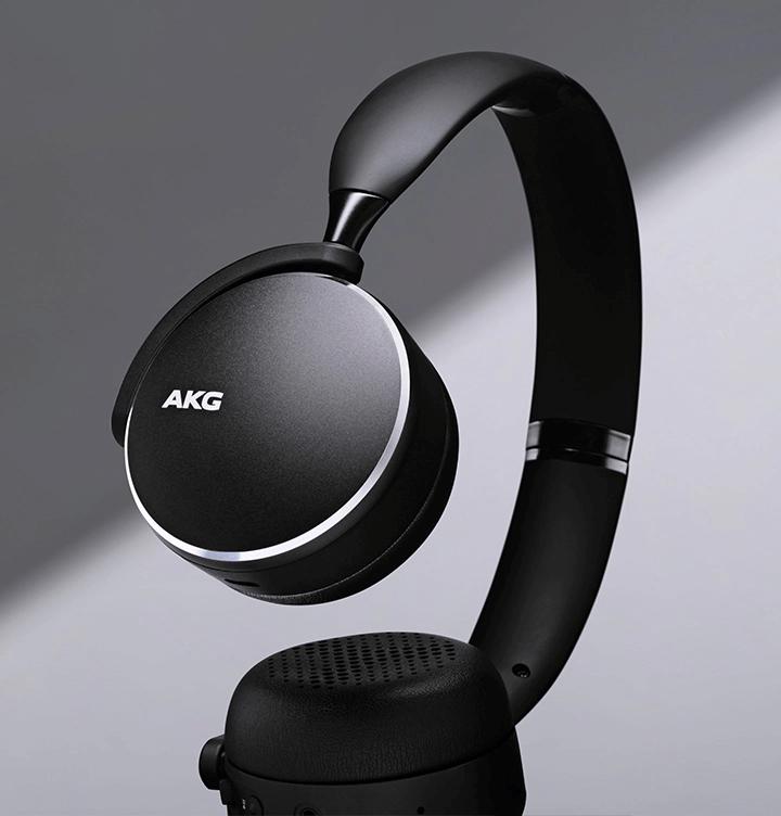 AKG Headphone Y500 design