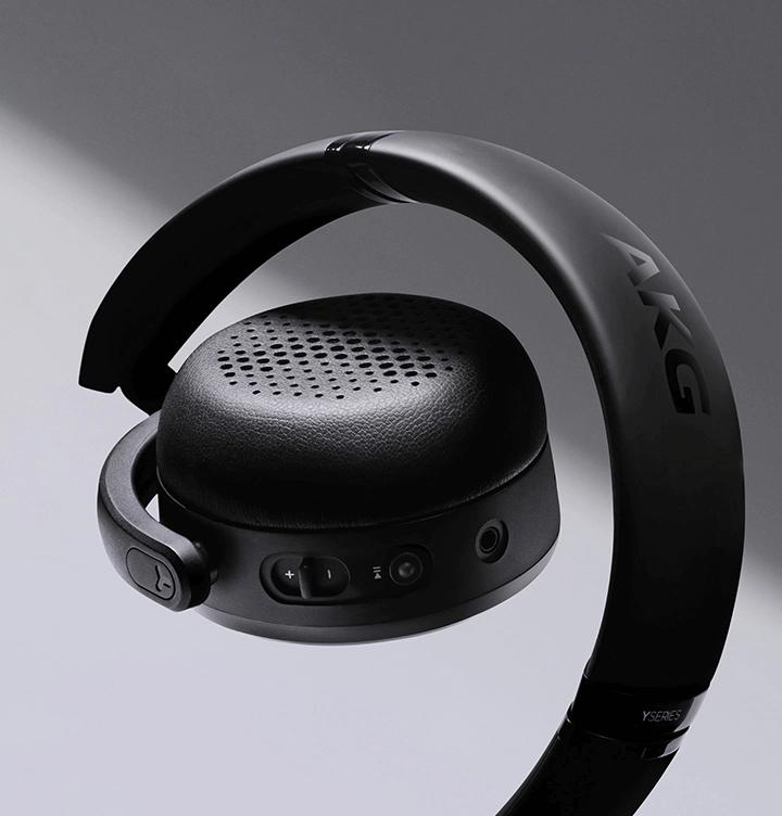 AKG Headphone Y500 play pause