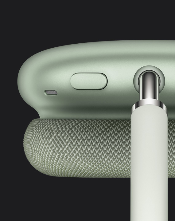 Airpods Max active noise Cancellation