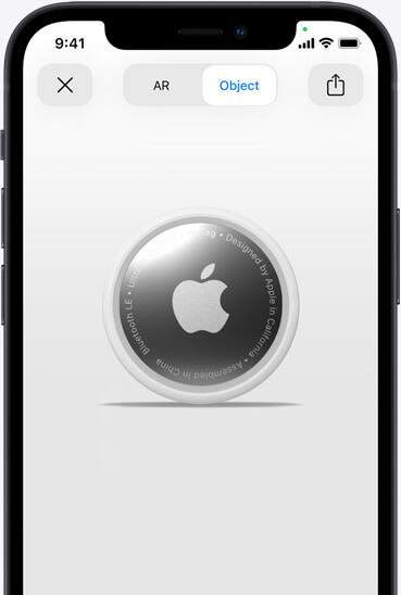 Apple AirTag ar