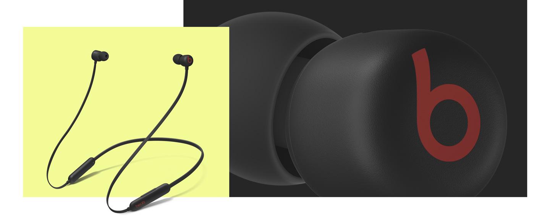 Beats Flex All Day Wireless Earphones black