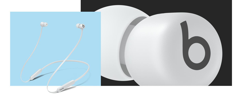 Beats Flex All Day Wireless Earphones gray