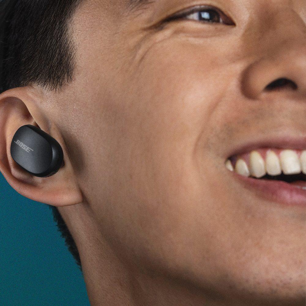 Bose Quietcomfort Earbuds 6Hours Nonstop Joy