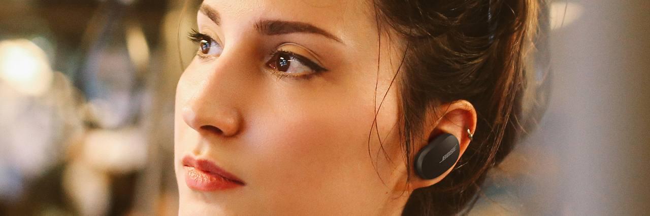 Bose Quietcomfort Earbuds Comfort Fit