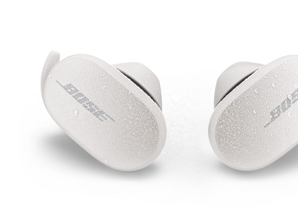 Bose Quietcomfort Earbuds Sweat Wheather Resistant