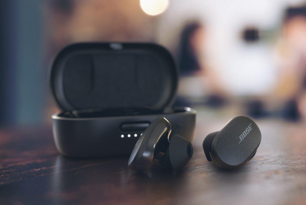 Bose Quietcomfort Earbuds wireless Bluetooth