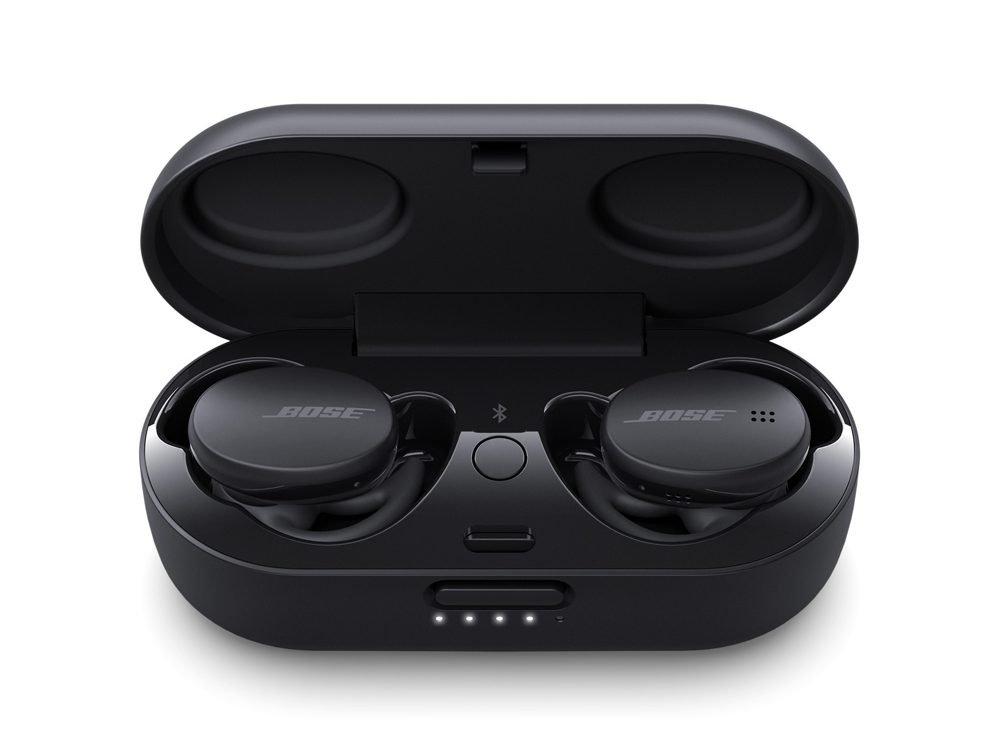 Bose Sports Earbuds 5 hours