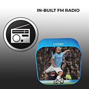 Conekt Sparkle Bluetooth Speaker specifications