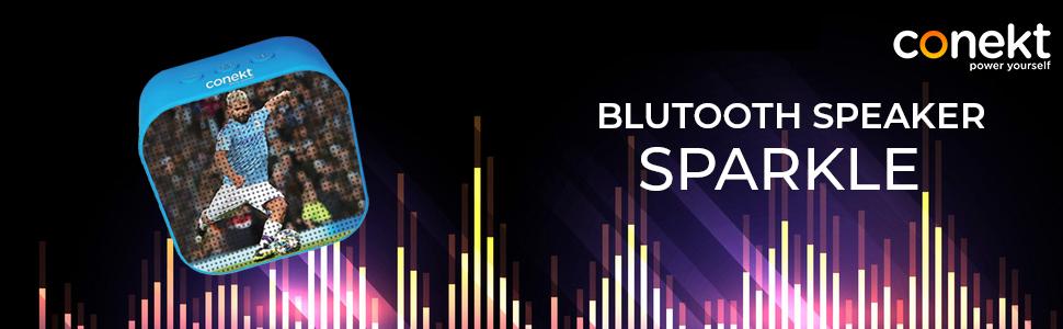 Conekt Sparkle Bluetooth Speaker
