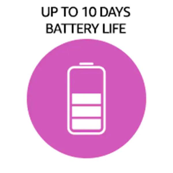 Fastrack Reflex 3 battery