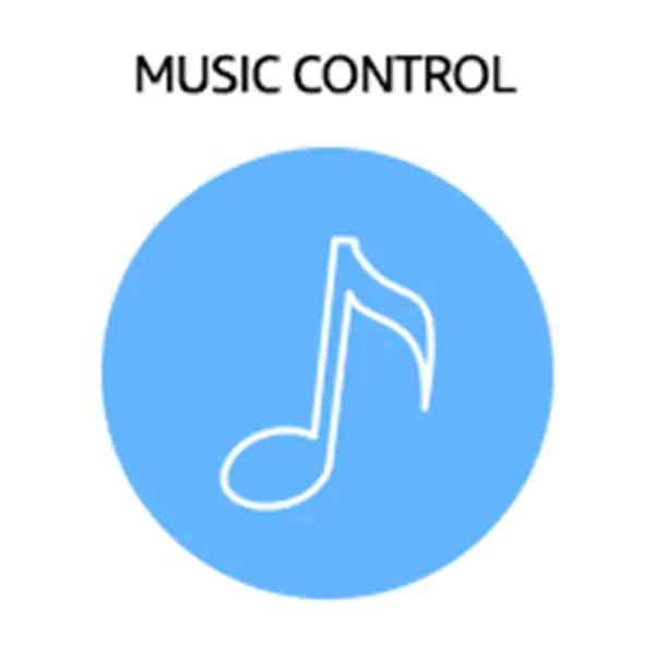 Fastrack Reflex 3 music