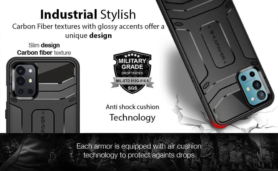 OnePlus 9R 5G stylish backcase