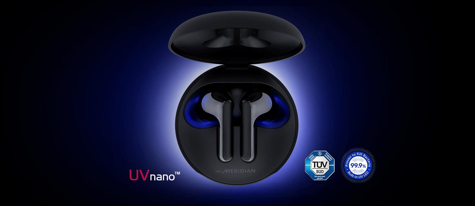 LG TONE Free HBS-FN5U True Wireless Nano