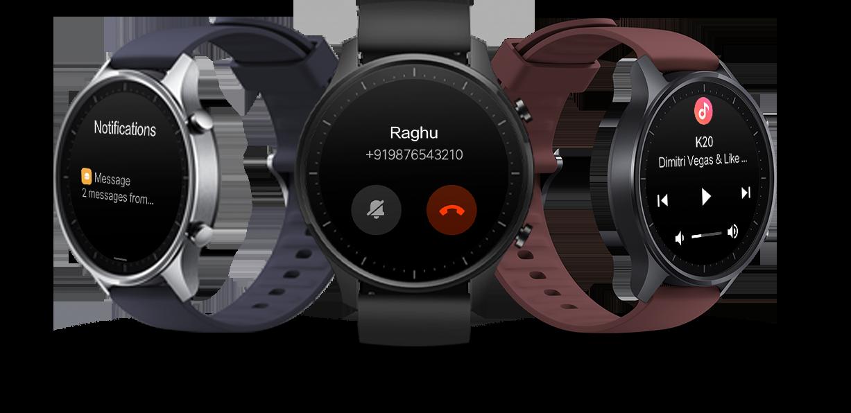 Mi Watch Revolve review