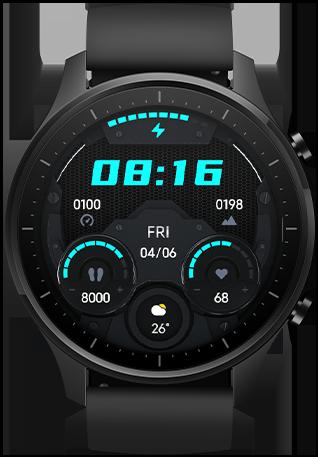 Mi Watch Revolve specifications