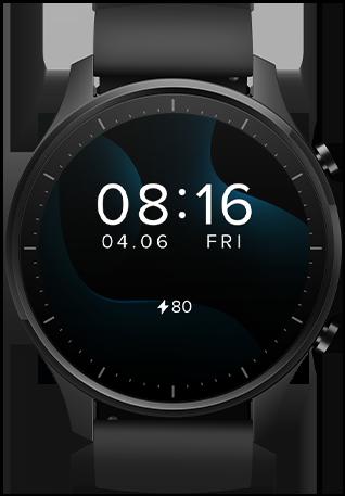 Mi Watch Revolve features