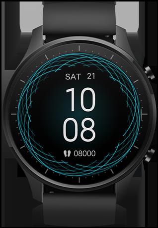 Mi Watch Revolve battery
