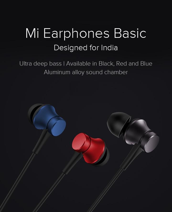 Mi Basic Earphone