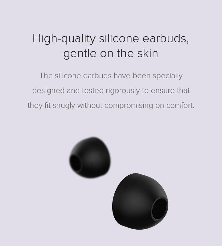 Mi Basic Earphone silicone earbuds