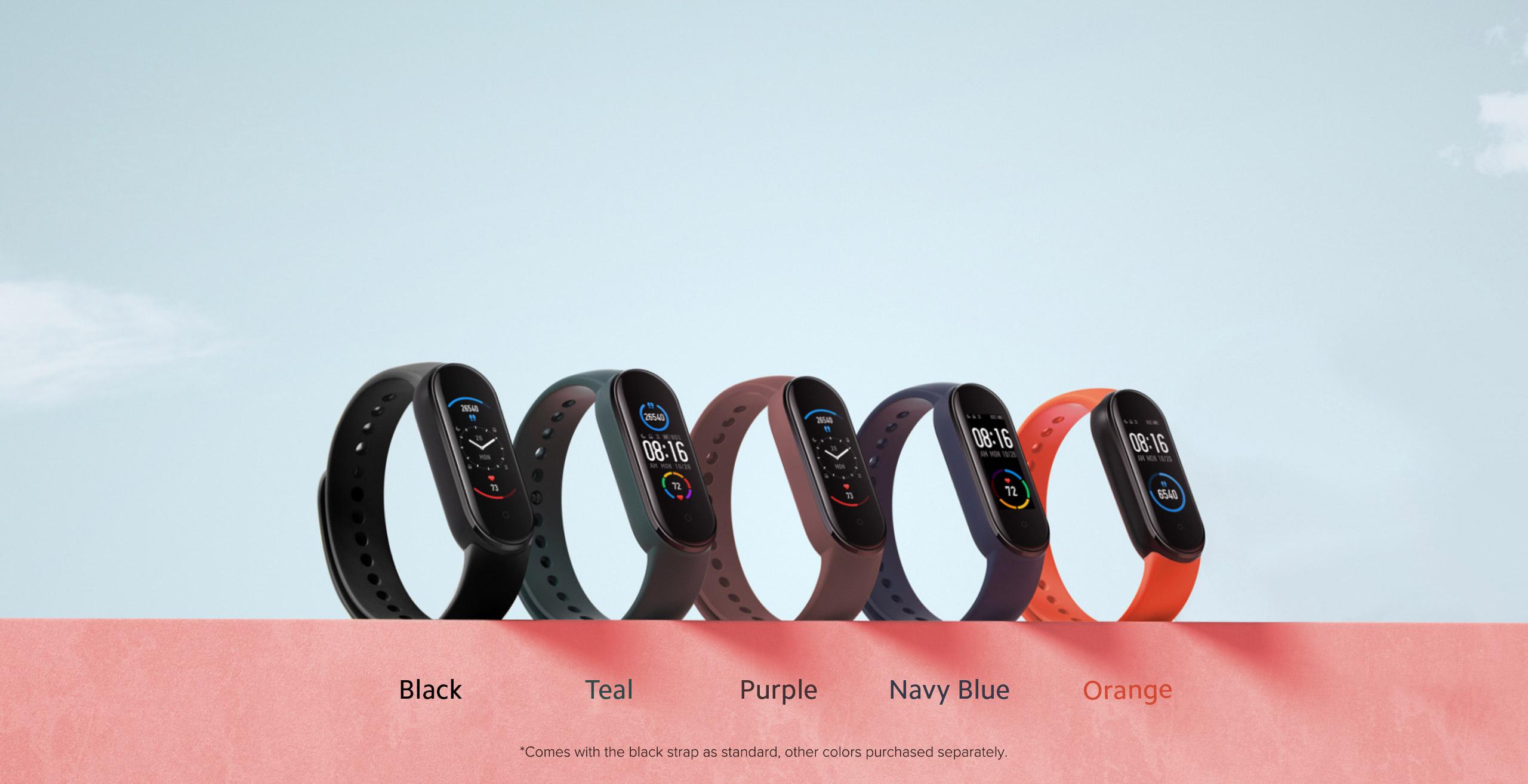 Mi Smart Band 5 price