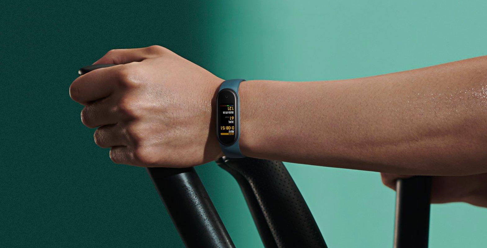 Mi Smart Band 5 watch price