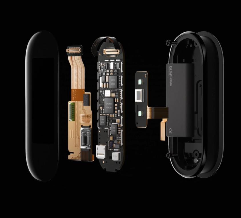 Mi Smart Band 5 battery