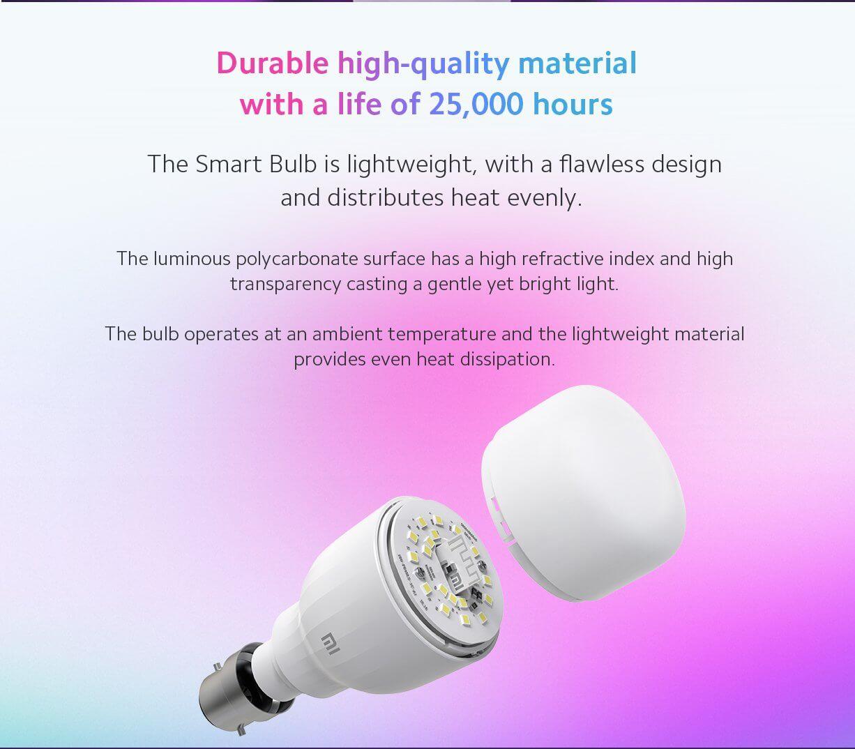 Mi Smart Bulb