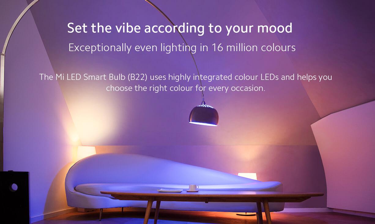 Mi Smart bulb B22
