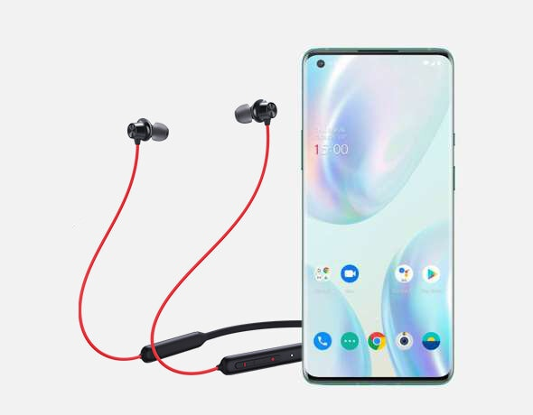 OnePlus Bullets Wireless Z Series connect
