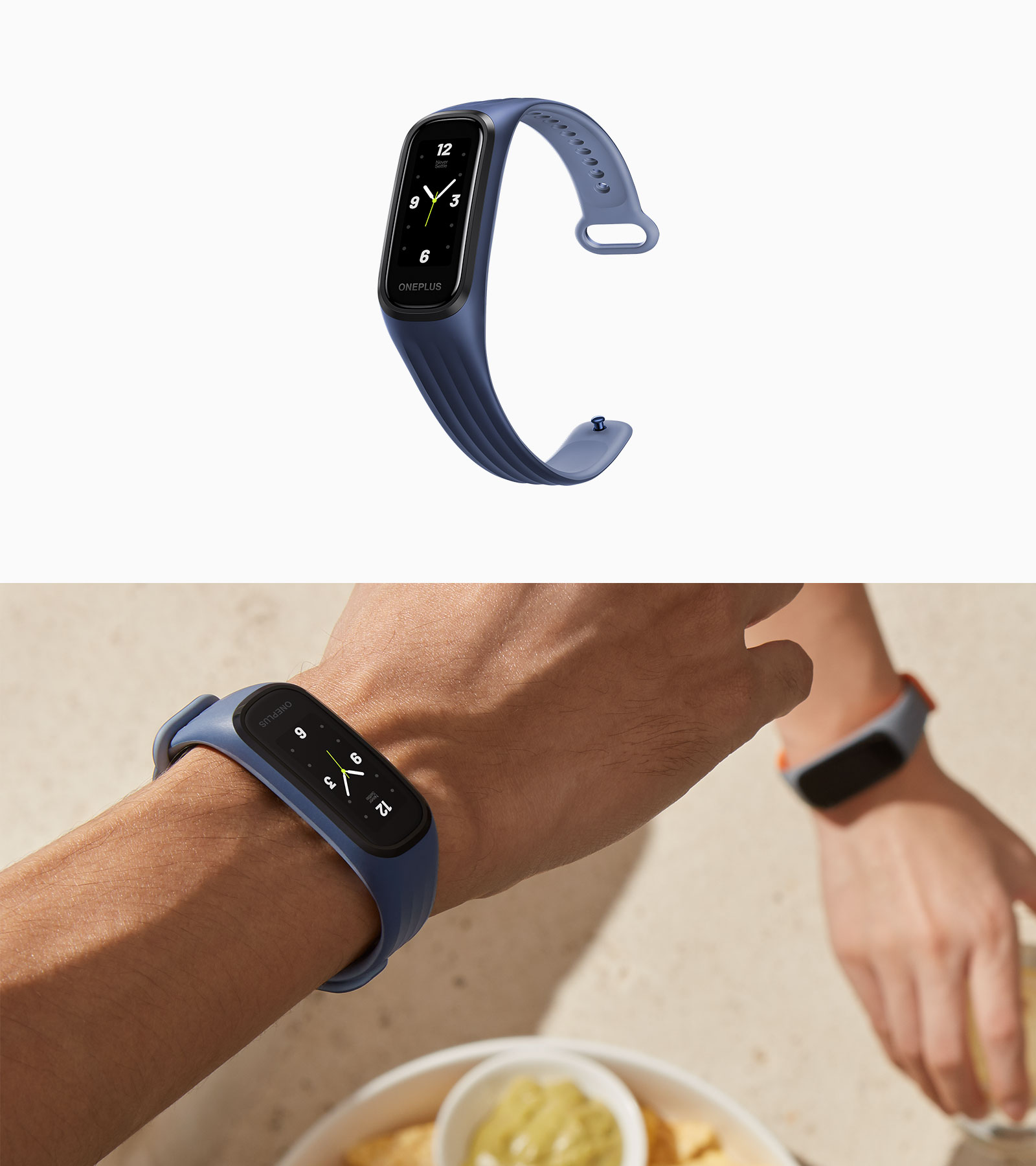 oneplus band fitness
