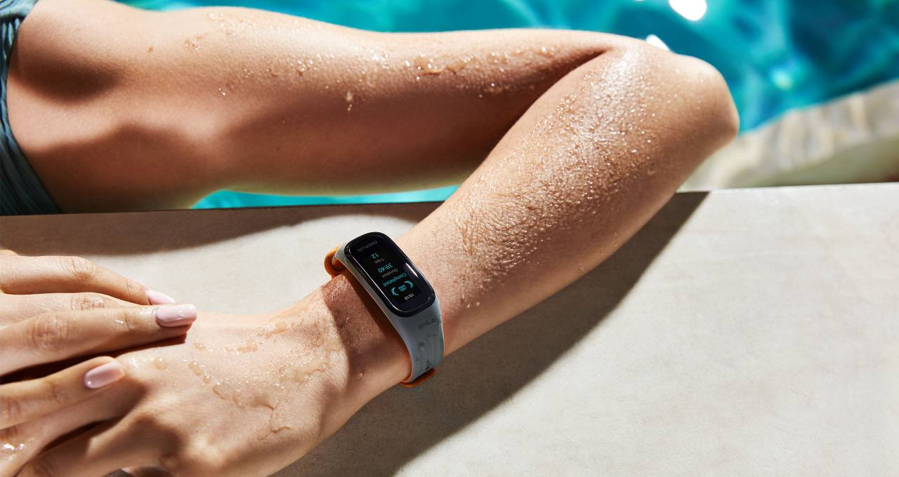 oneplus band water proof