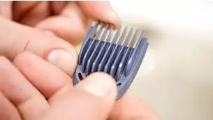 Philips 7-in-1 Multigroom Trimmer combs