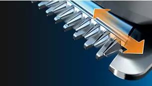 Philips 7-in-1 Multigroom Trimmer self sharpening