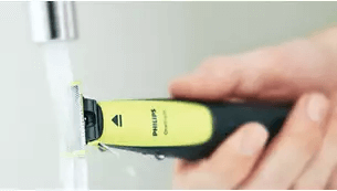 Philips OneBlade Trimmer dry