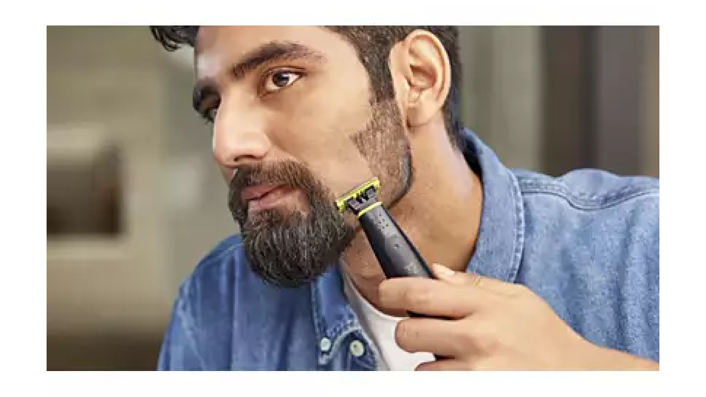 Philips OneBlade Trimmer smooth
