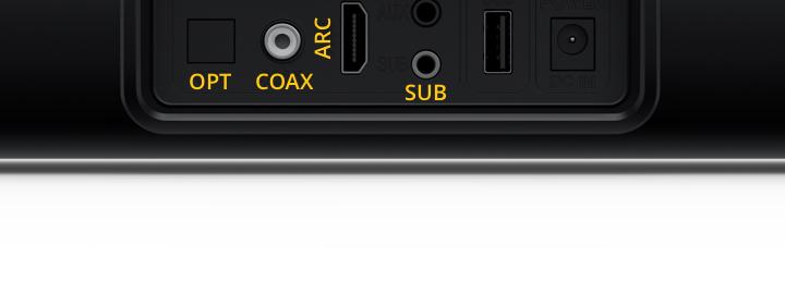 realme soundbar features