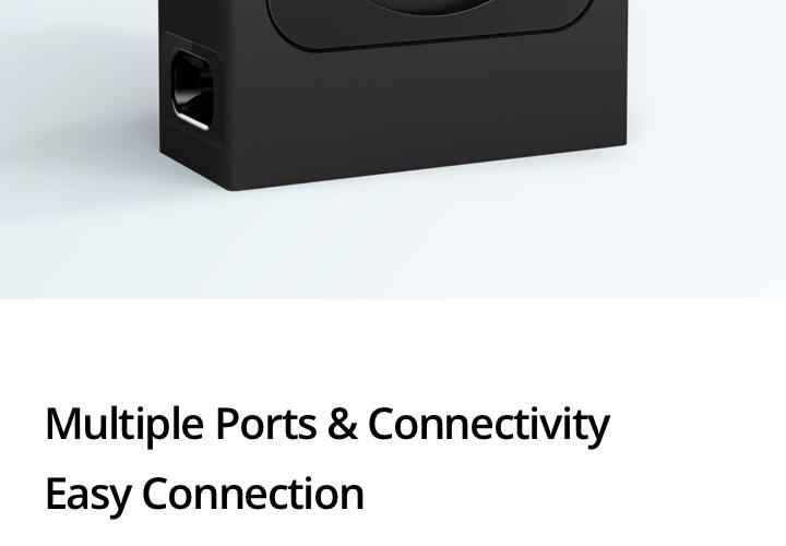 realme soundbar multiple ports