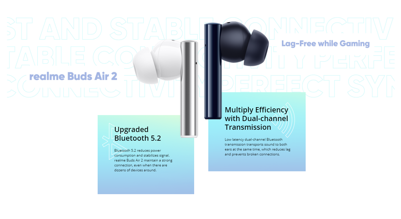 realme buds air 2 features