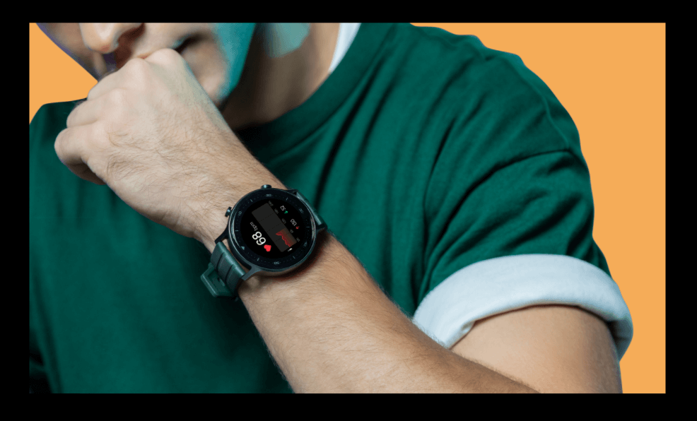 Realme watch s heart rate monitoring