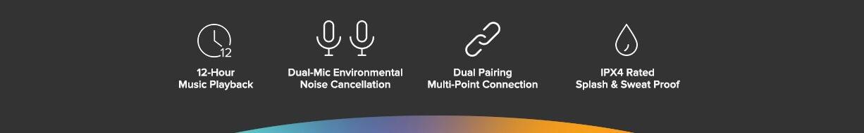 Redmi SonicBass Bluetooth Headset specs