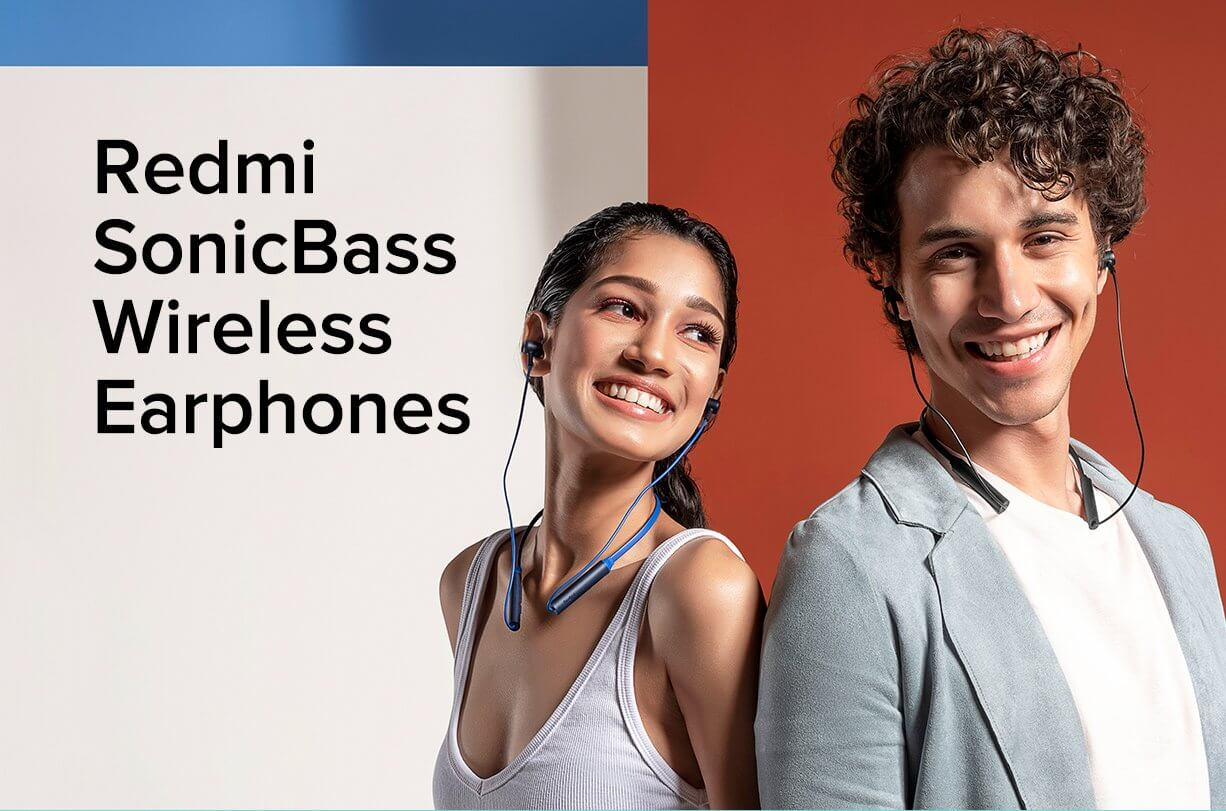 Redmi SonicBass Bluetooth Headset