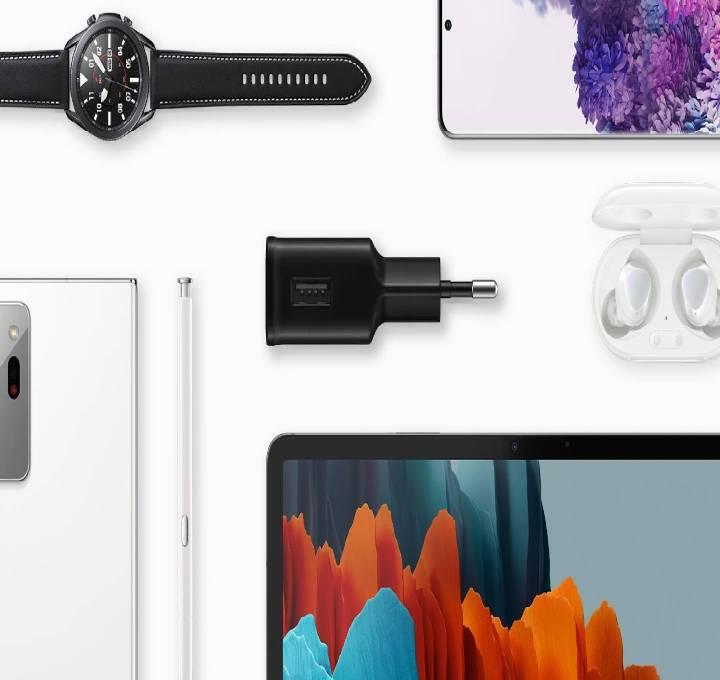 Samsung 15W Travel Adapter