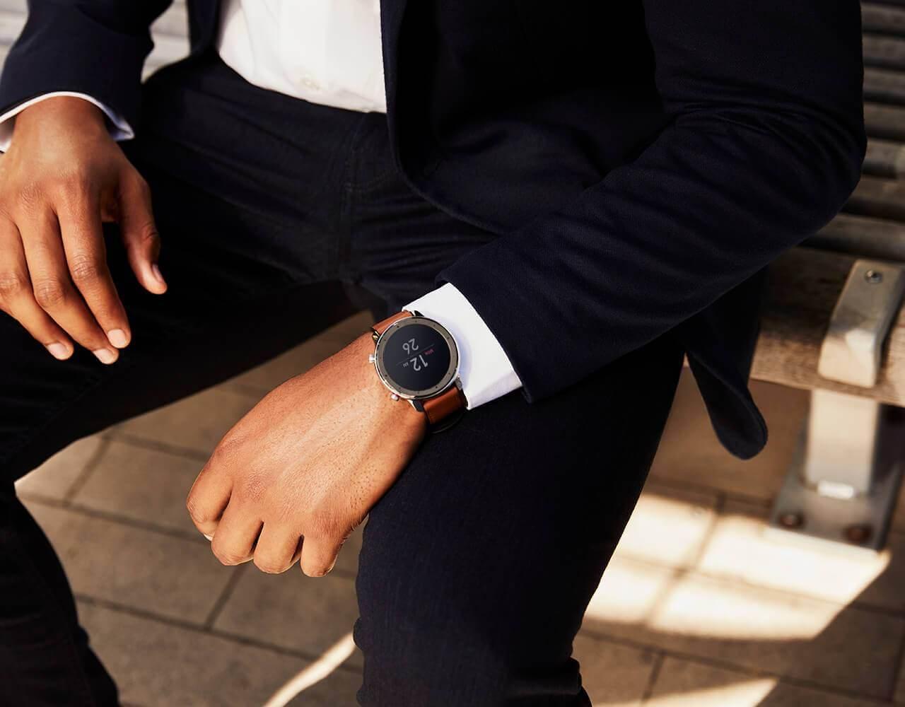 Huami amazefit gtr smartwatch price