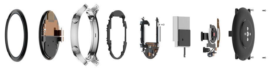 Huami amazefit gtr smartwatch features