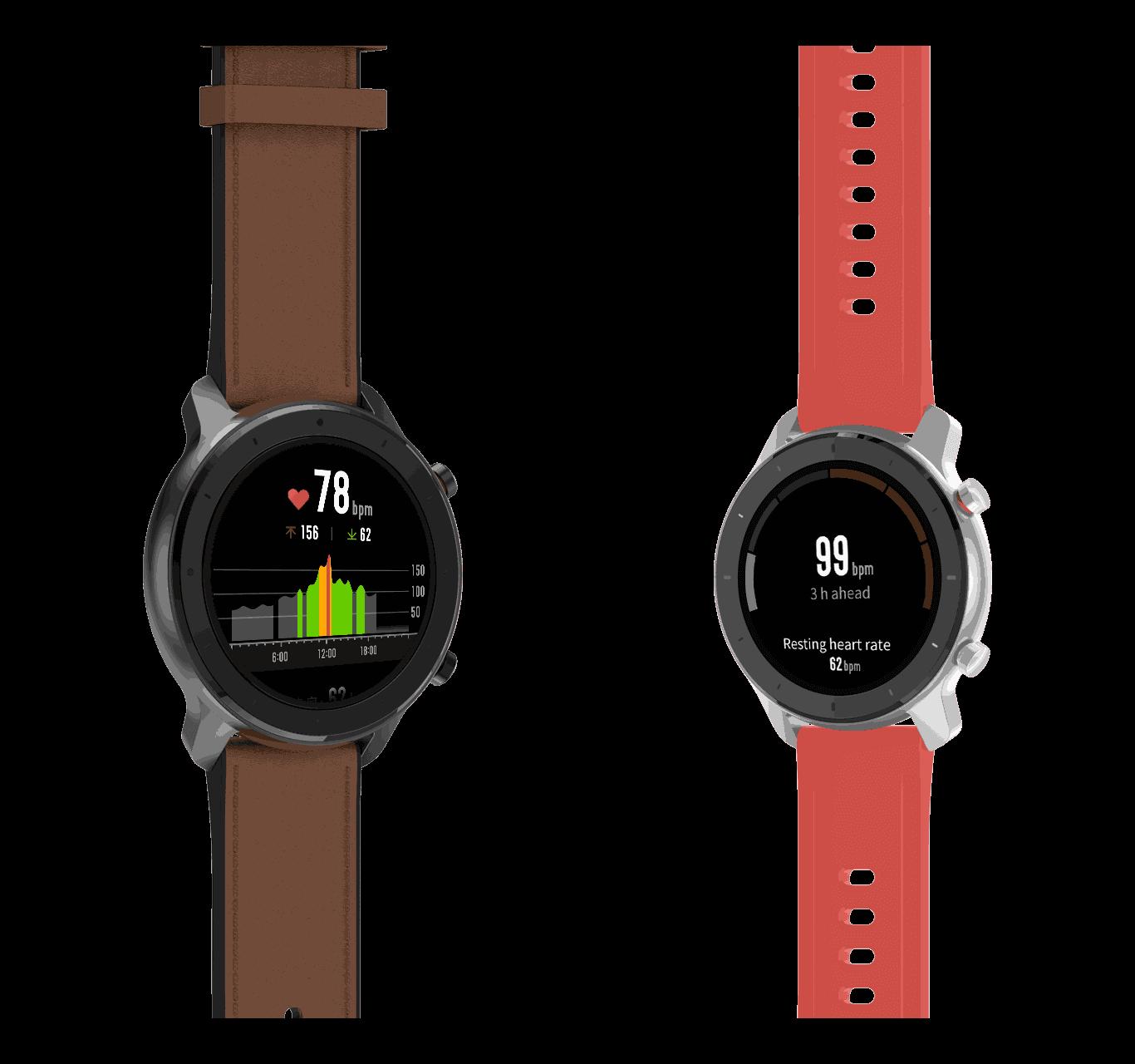 Huami amazefit gtr smartwatch